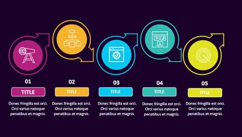 Infografías para Presentaciones