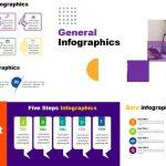 Infografías generales para presentaciones PowerPoint