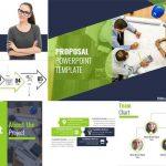 Plantillas de PowerPoint para Propuestas de Negocios