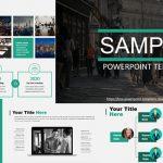 Plantillas de PowerPoint Sample