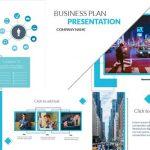 Plantillas de PowerPoint para ventas con gráficos