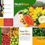 Plantillas de PowerPoint sobre Nutrición