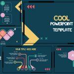 Plantilla de PowerPoint - Cool Abstracta