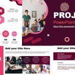 Plantilla de PowerPoint Para Proyectos