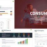 Plantillas de PowerPoint - Consumo
