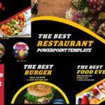 Plantillas de PowerPoint Para Restaurantes