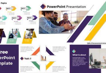 Pantallazos presentacion de powerpoint plantilla