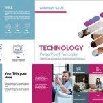 Plantillas de PowerPoint Teletrabajo y Tecnología