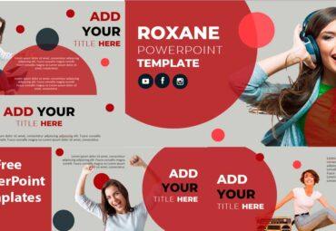 Plantillas de PowerPoint Roxane