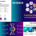 Plantillas de PowerPoint ADN