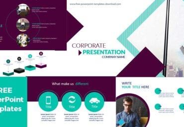 Plantilla de PowerPoint Corporativa
