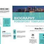 Plantillas de PowerPoint para Biografía