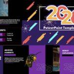 Plantillas de PowerPoint Gratis - Sucesos del 2020